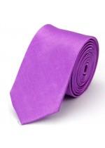 Сватбена вратовръзка в люляково лилаво